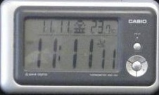 111111W
