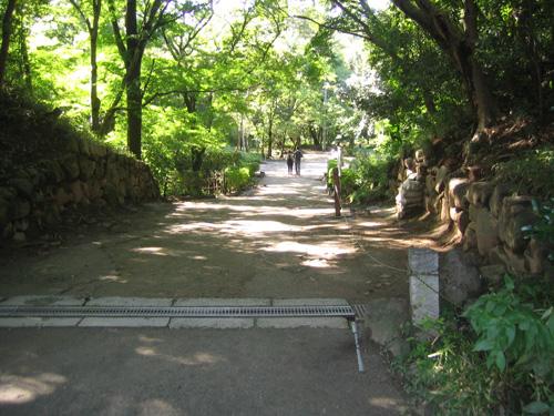 武田氏館 109