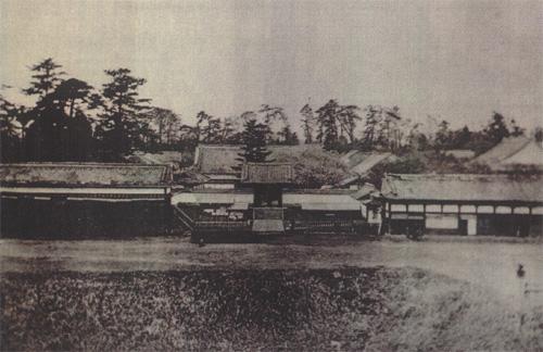 水戸城弘道館古写真2