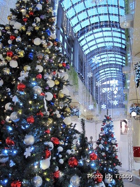 ディアモール大阪クリスマスツリー6