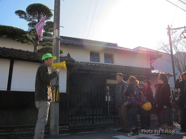 銀山街歩き 今井邸