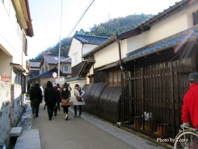 京都のような路地