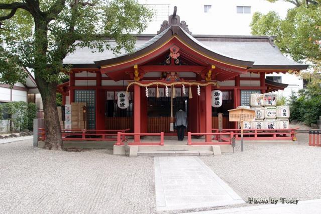 御霊神社東宮