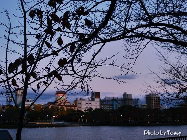 大川と桜宮
