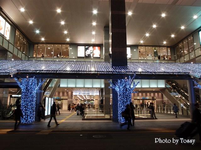 大阪駅正面