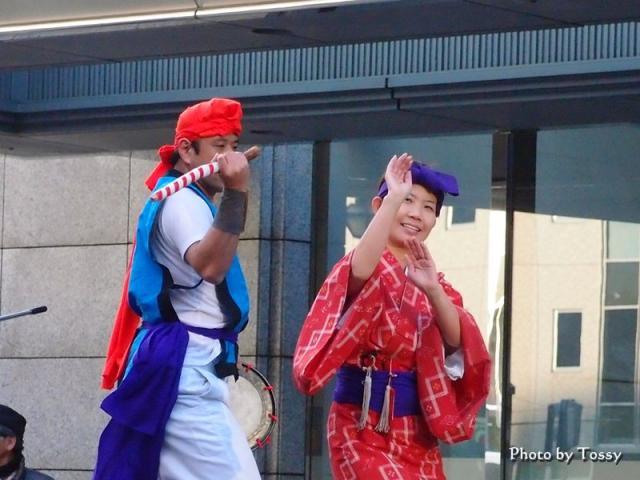 月桃の花歌舞団