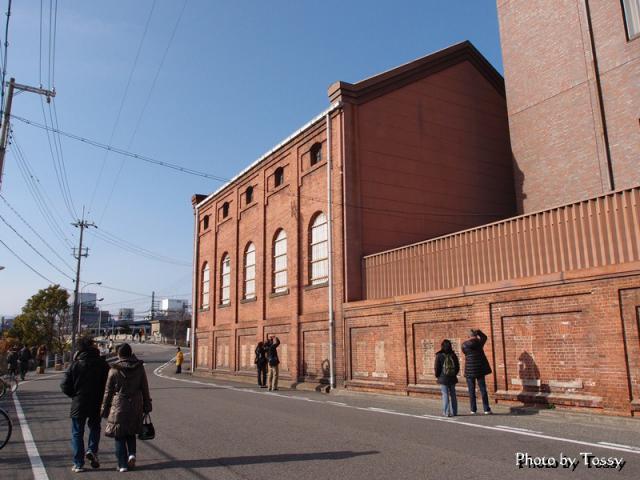阪神電鉄レンガ倉庫 旧発電所