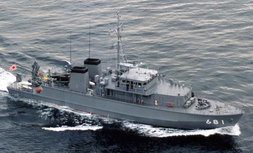 掃海艇500