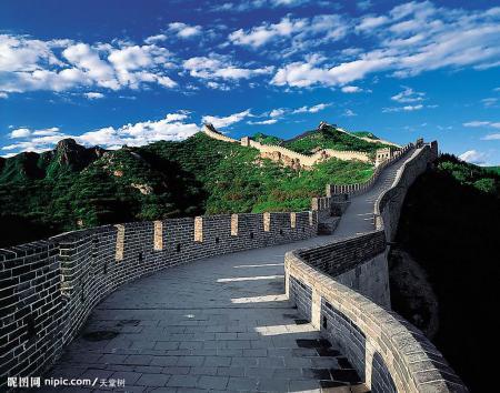 万里の長城450