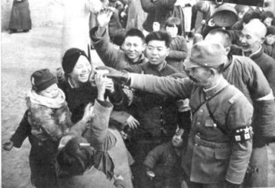 融和 日本軍