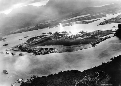真珠湾攻撃 ハルノート400