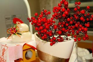 クリスマスと正月 033