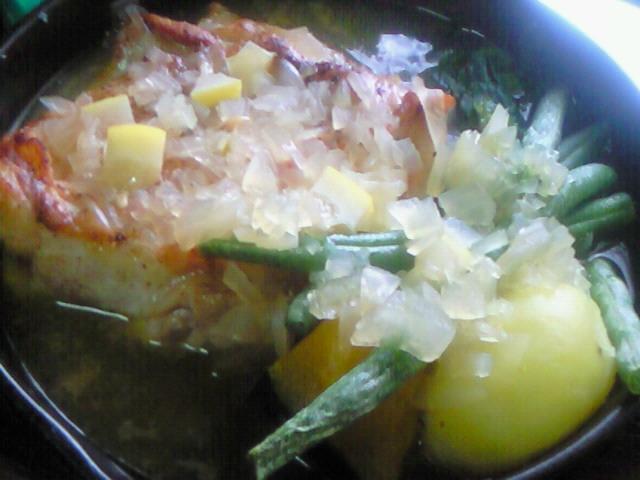 チキンレモン1