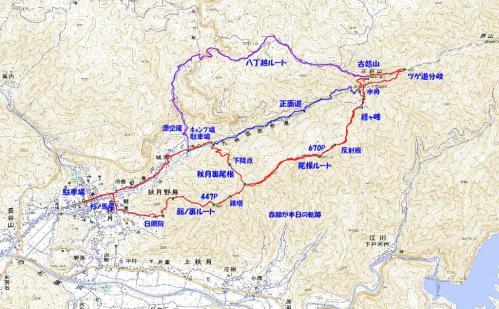 2010古処山