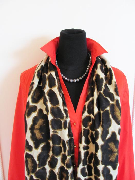 赤豹シルバーパール
