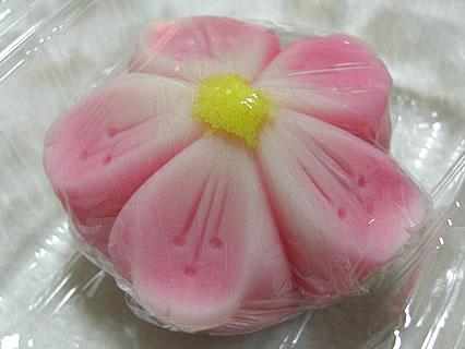 八食センター 民芸菓子しんぼり 上生菓子(梅)