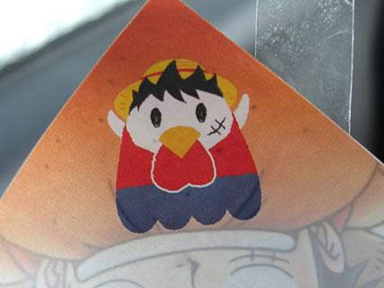 ローソン からあげクン 海賊バーベキュー 鶏のキャラクター
