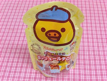 チロルチョコ ボンジュールチロル(137円)