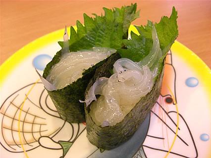 かっぱ寿司 旬鮮フェア しらうお