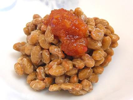 エスビー食品 のせタレ!ラー油おろし&納豆