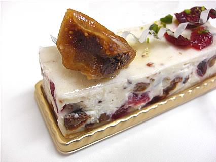 PATISSERIE LE CHOCOLAT(洋菓子工房 ル・ショコラ) フロマージュ フリュイ コンフィ 側面