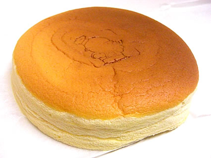 てつおじさんのチーズケーキ 中身