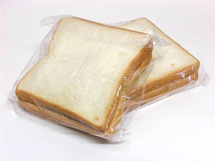 (有)吉田ベーカリー 本店もんぶらん サンドパン(チョコきなこ、アンチョコピー)