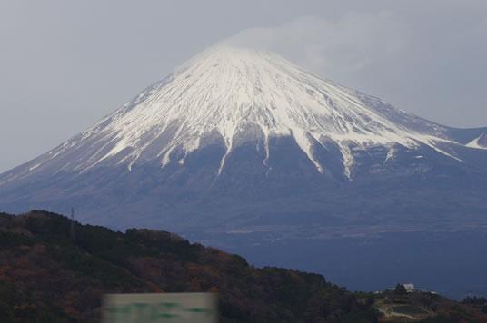 富士山が近い2