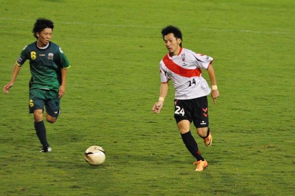 2013東海リーグ第6節vsFC岐阜セカンド(ホーム)-2