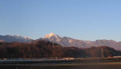 H2201019 甲斐駒from黒沢川