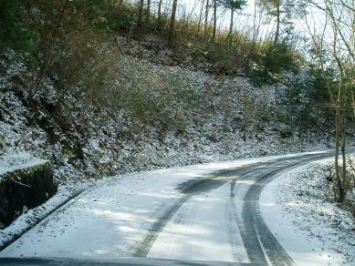 雪じゃぁ~~!