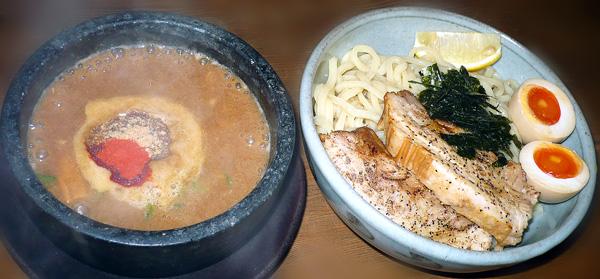 つけ麺醤油全粒粉