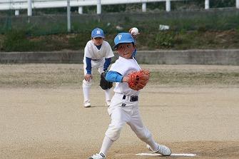 2011031東部ドリームズ練習 (4)