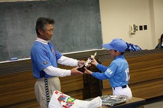 20110321室内練習+たくみ送別会 (48)