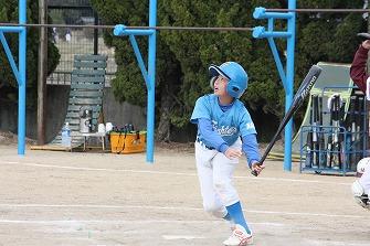 20110327鴨公招待三輪ジャガーズ戦 (102)
