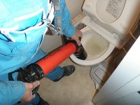 トイレ詰まり修繕 神戸市垂水区