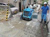下水引込工事 神戸市中央区
