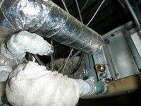 空調機漏水修繕 神戸市中央区