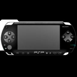 PSP black