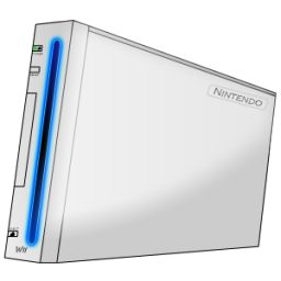 Wii side view