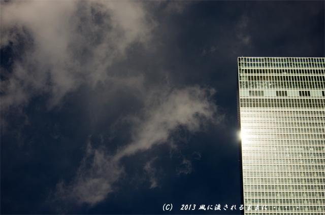 2013年2月 大阪・阿倍野周辺の風景5