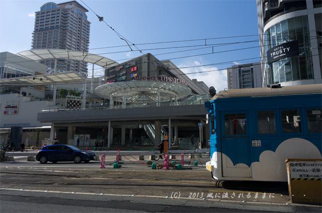 2013年2月 大阪・阿倍野周辺の風景7