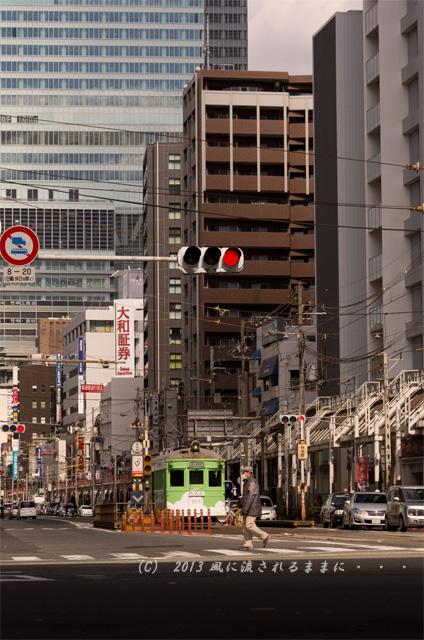 2013年2月 大阪・阿倍野周辺の風景8