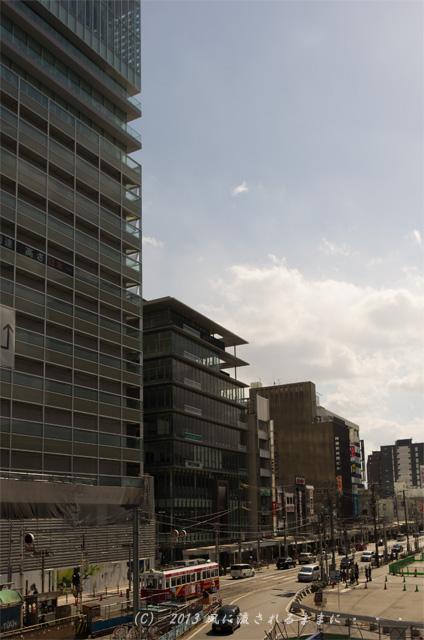 2013年2月 大阪・阿倍野周辺の風景9