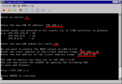 pfsenseのCLI初期設定3