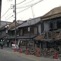 佐原地震被害