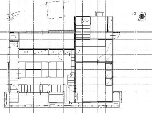 現状1階平面図