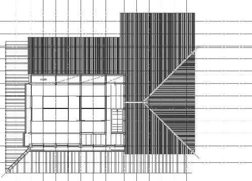 現状2階平面図