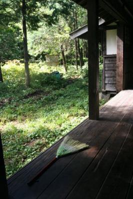 大平宿大蔵屋縁側