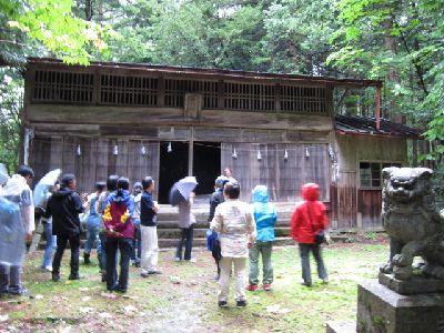 大平宿諏訪神社